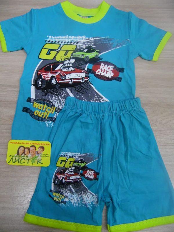 Костюм детский футболка и шорты